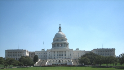 Washington Capitol by Linda Dahrmann from pixelio