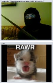chat-roulette