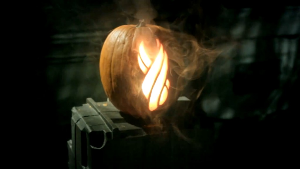 Dead Space 2 Halloween