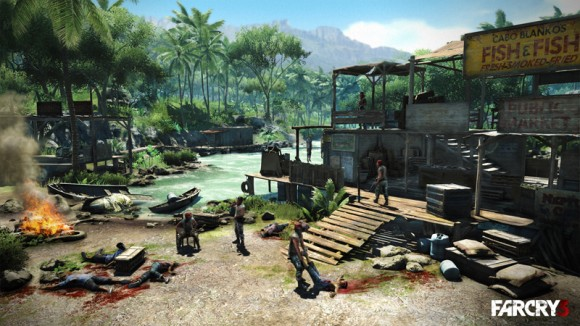 Far Cry 3 Inselparadies